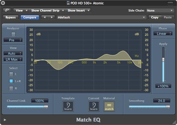 Atomic Match EQ