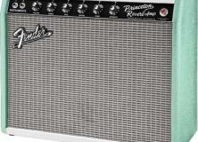 Fender And The Super Limited Princeton Reverb