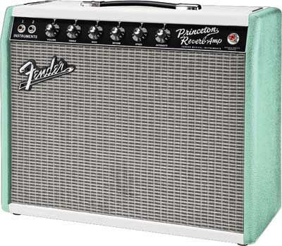 Fender Princeton Reverb Two Tone