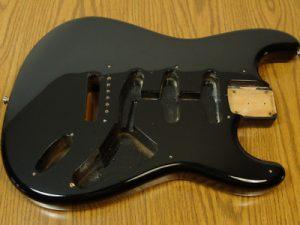 Fender Strat Body