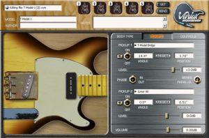 Variax Guitar