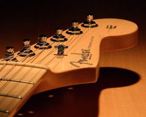 Stratocaster Headstock