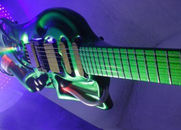 Steve Vai Ultra Zone Guitar
