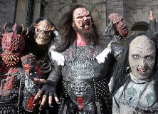 Artists of Horror: Lordi
