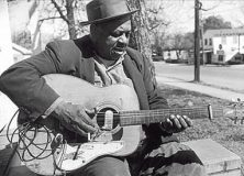 Big Joe Williams 9 String Guitar