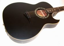 Dean Exhibition Acoustic Electric Guitar