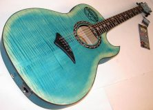 Dean Exhibition Series: Acoustic Guitars Built For Electric Enthusiasts