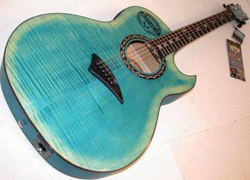 Dean Exhibition Acoustic Electric Guitar