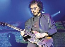 Iommi Gibson SG