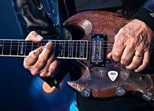 Tony Iommi Gibson SG Guitar
