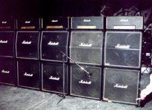 Marshall Guitar Amps