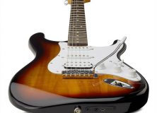 Squier Strat USB Interface iOS Guitar
