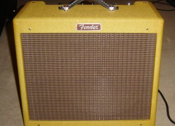 Fender Blues Jr Electric Guitar Amp