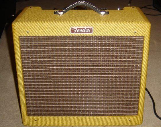 Fender Blues Jr Electric Guitar Amp