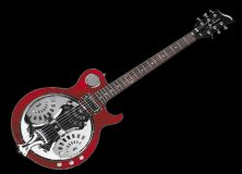 The JT– RES Guitar: A Competitive Solid-Body Resonator Design