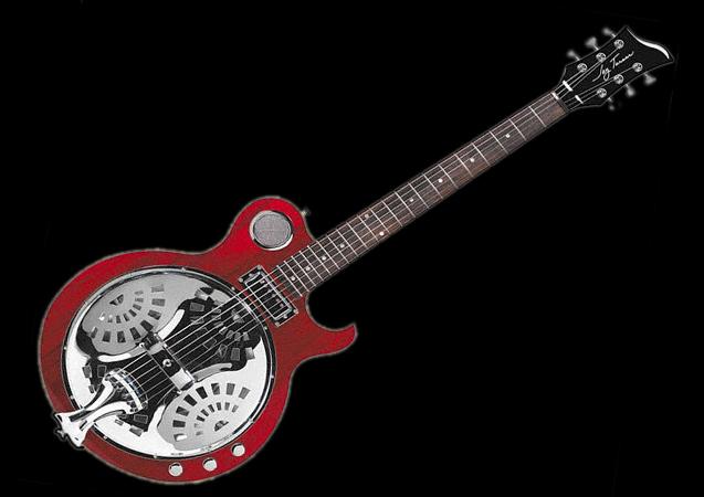 JT-Res Resonator Guitar