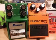 Distortion?  Fuzz?  Overdrive?  What's the Difference?
