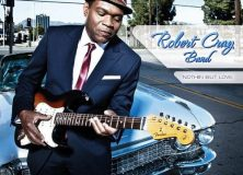Robert Cray Nothin but Love Blues Soul Electric Guitar Album