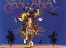 Santana Shape Shifter Latin Jazz Electric Guitar Album