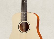 Acoustic Travel Guitars Move Up in Quality and Availability