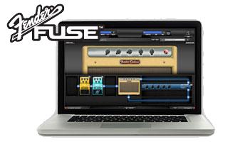 Fender Fuse Software