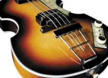 Hollow Body Basses Are Back