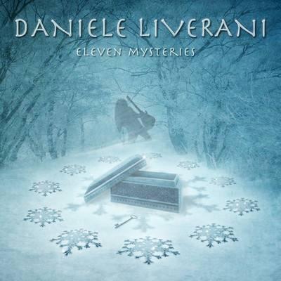 The majestic cover art of Liverani's Eleven Mysteries