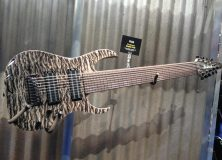 NAMM 2013: Ibanez Mondo Update - Iron Label Series, Steve Vai 7-String, and RG9