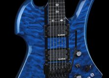 BC Rich Mockingbird Transparent Blue