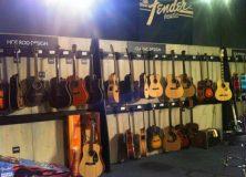 Fender Acoustics NAMM 2013