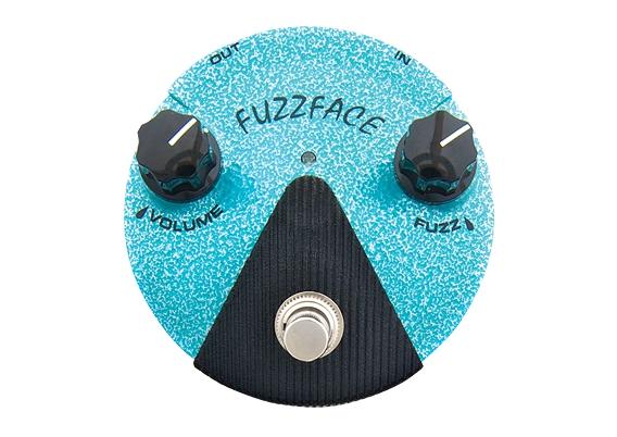 ffm3 Jimi Hendrix Fuzz Face Mini Dunlop