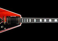 Gibson Red Flying V Custom