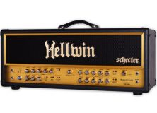Namm 2013: Schecter Hellwin Amp and Synyster Gates