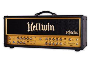 Schecter Hellwin Amp