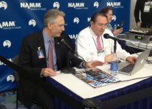 Mike Huckabee at NAMM