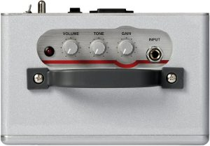 ZT Amps Lunchbox Junior Top View