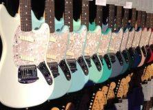 Fender Mustangs NAMM 2013