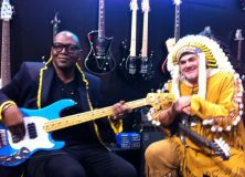Randy Jackson and Sterling Ball NAMM 2013