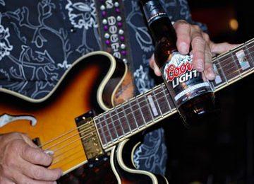 Coors: The Banquet Guitar Slide