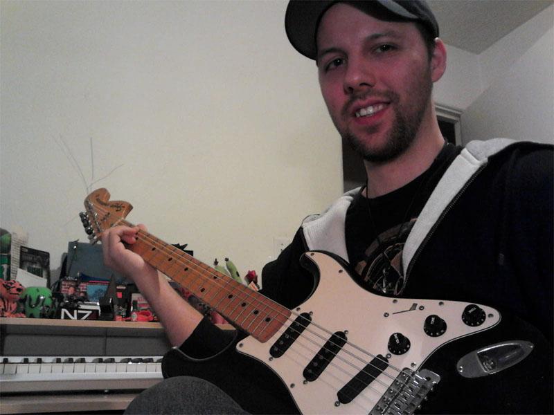 Lefty Guitar 1