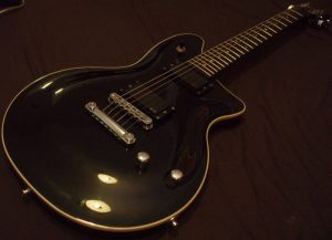 Washburn Black P Series