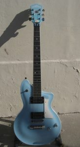 Washburn P Series Tiffany Blue Full