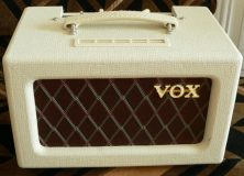What's New In Music Stores – Issue 6: Fender Champ X2 and Vox AC4TVH