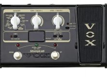 From NAMM 2013 - Ampeg Heritage Amps and VOX Stomplab Multi-Effects Pedals