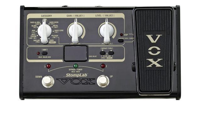 Vox Stomplab