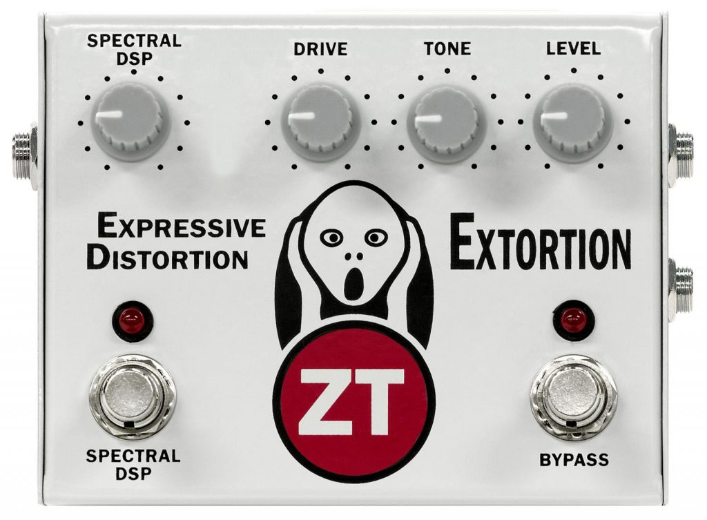 ZT Amps Extortion Pedal - Top
