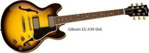 Gibson ES-339 Dot