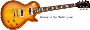Gibson Les Paul Studio Deluxe