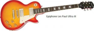 Epiphone Les Paul Ultra III
