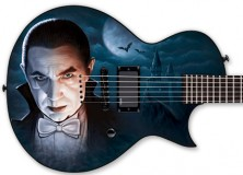 ESP Bela Lugosi Dracula